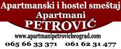 Apartmanski i hostelski smeštaju u Beogradu kod VMA i Vukovog spomenika